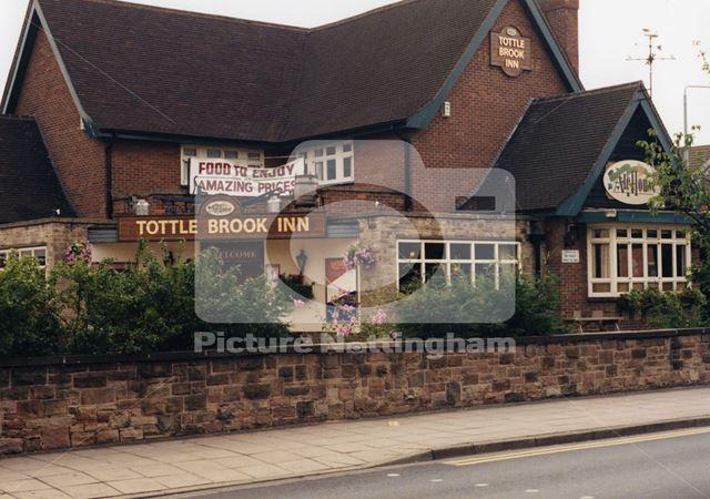 Tottlebrook Inn, Wollaton Road, Beeston, Nottingham, 1998