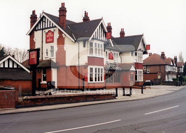 Inn for a Penny Pub, Burton Road, Carlton, Nottingham, 1998