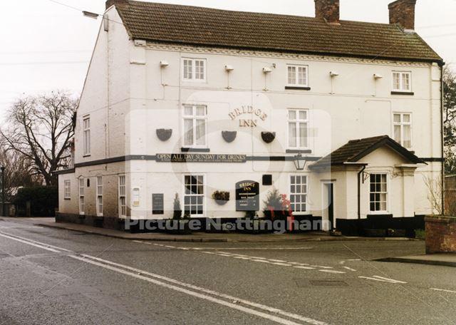Bridge Inn, Main Street, Dunham on Trent, Nottingham, 1997