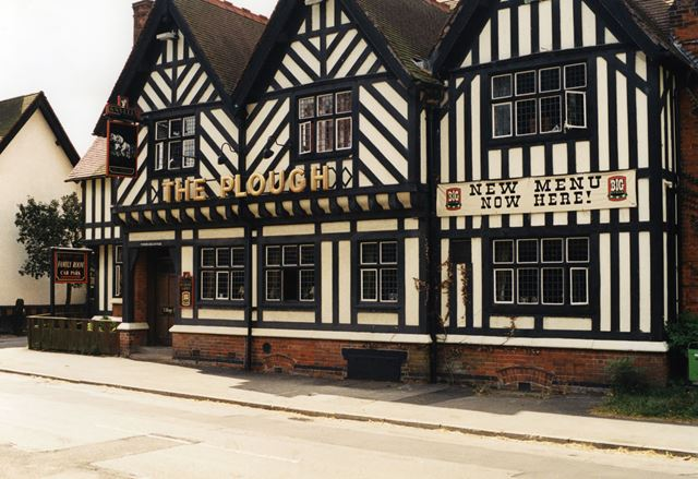 Plough Pub, Main Road, Normanton-on-Soar, Nottingham, 1998