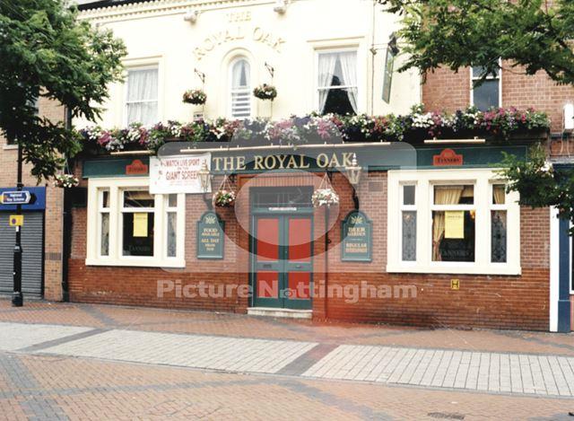 Royal Oak, Main Street, Bulwell, 1998