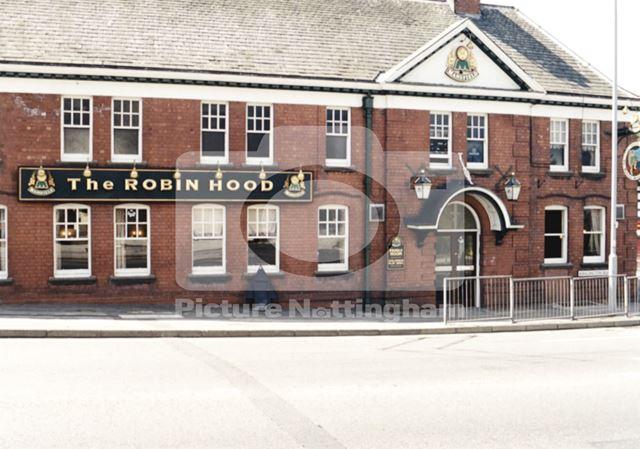 The Robin Hood, Kirklington Road, Rainworth, 1998