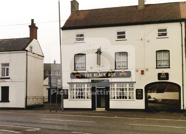 The Black Boy, Moorgate, Retford, 1997