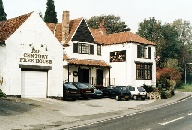The Red Lion, Southwell Road, Thurgarton, 1997