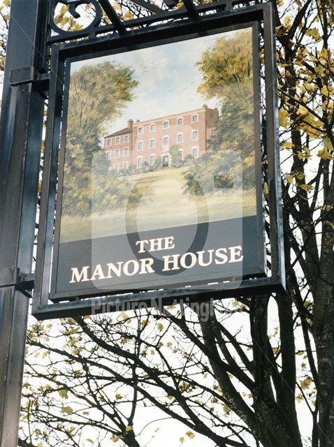The Manor House, Albert Road, West Bridgford, November 1998