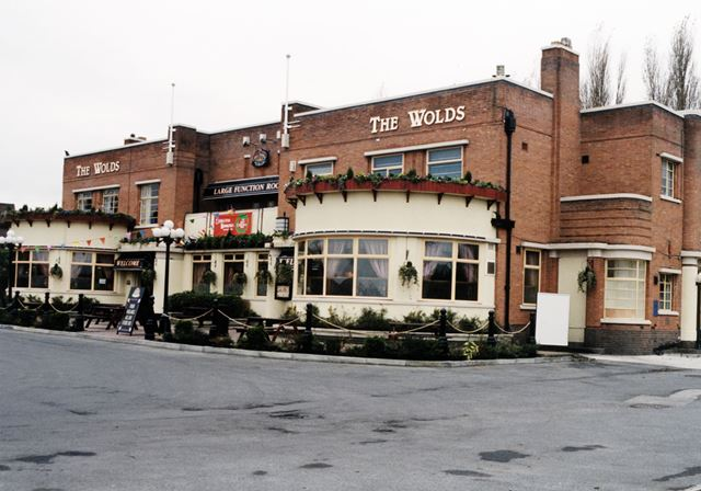 The Wolds, Loughborough Road, West Bridgford, November 1998