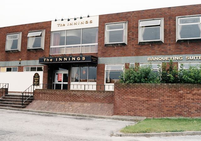 The Innings, Gloucester Road, Prospect Hill, Worksop, August 1998