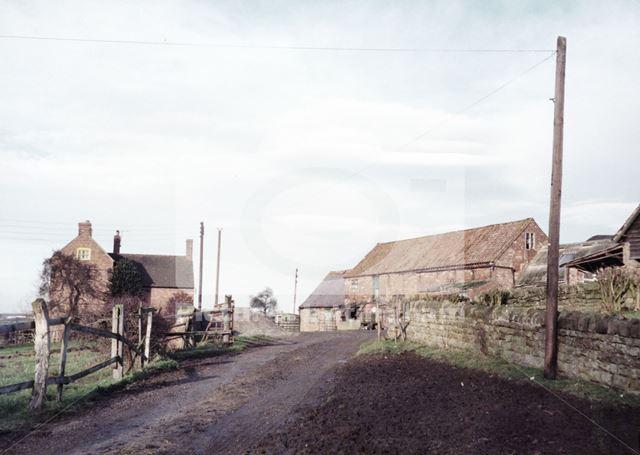 Manor Farm, Bagthorpe, c 1980