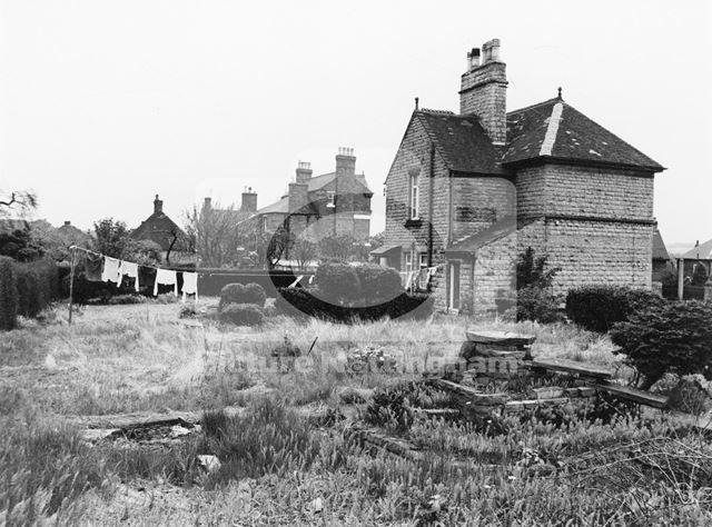 Hucknall Cemetery Entrance Lodge, 1986