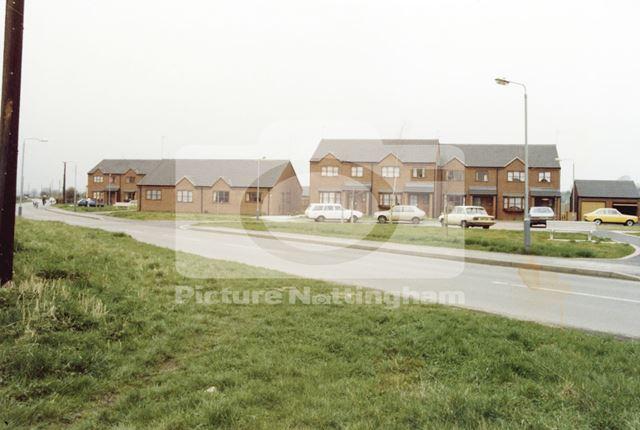 Moor Lane, Normanton on Soar, 1985