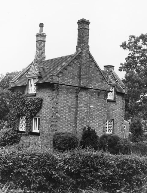 Milkingstool Cottage on Travell's Hill, Normanton on Soar, 1978