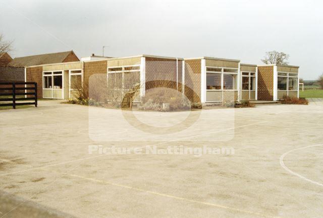 Primary School, Normanton on Soar, 1985