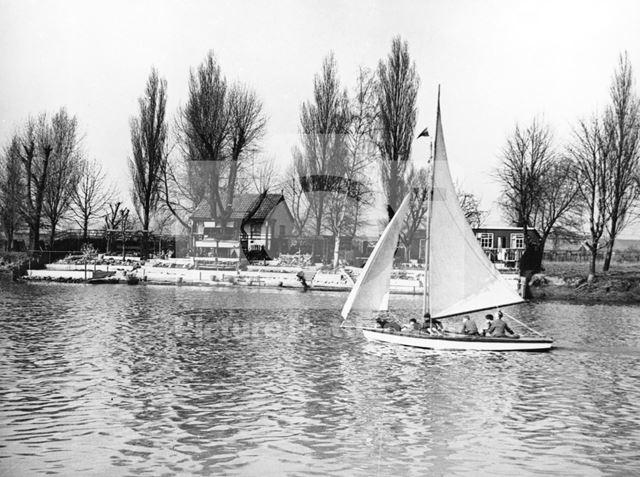 Normanton-on-Soar, c 1950 ?