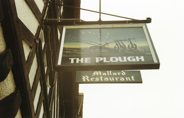 The Plough, Main Street, Normanton-on-Soar, 1985