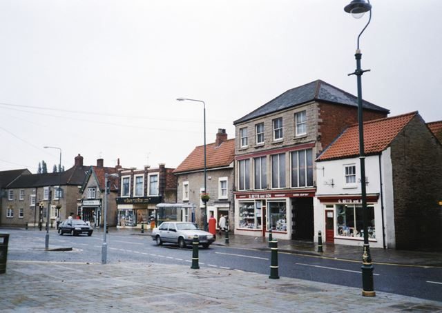 High Street, Mansfield Woodhouse, 1997