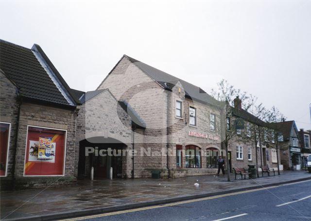High Street, Mansfield Woodhouse, 1997