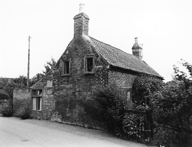 The Cottage, Main Street, Morton, 1979