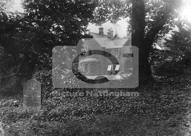 Old Vicarage, North Wheatley, c 1970 ?