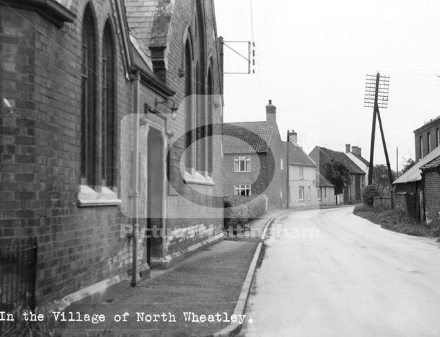 Low Street, North Wheatley, c 1950 ?