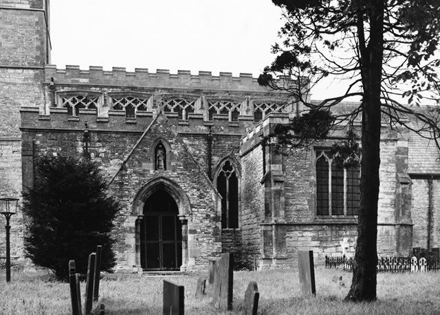 Church of St Lawrence, Norwell, undated