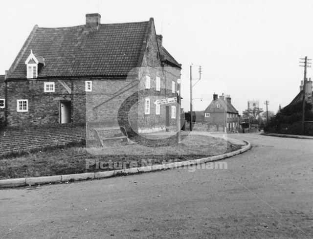 Village scene, Norwell, 1964