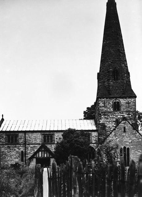 St James's Church, Normanton on Soar, undated