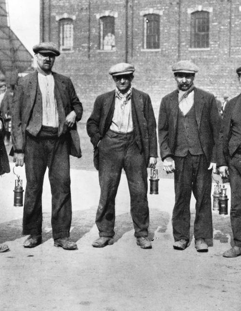 Ollerton Miners, 1932