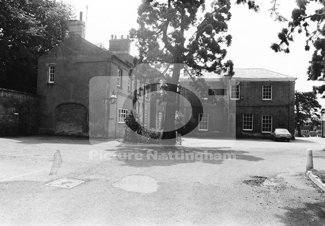 Royal British Legion Club, Main Road, Radcliffe on Trent, 1977