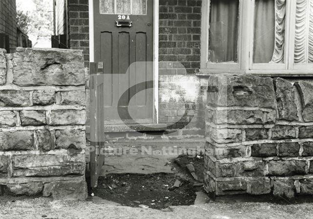 Basford Housing, 1980
