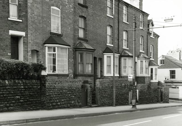 Nottingham Road, Basford, 1980